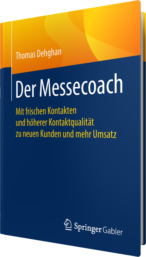 Der Messecoach - Thomas Dehghan